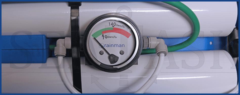 rainman brackish water gauge